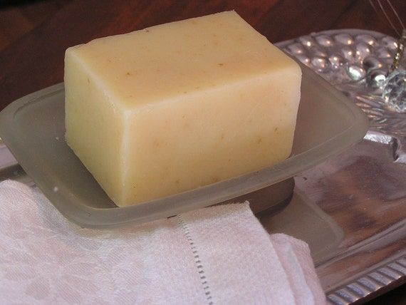 Cedar Lemongrass Homestead Soap