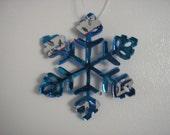 Aluminum can ornament