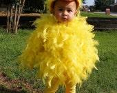 Little chick costume