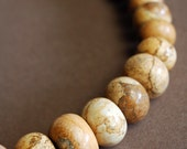 Ladylike Jasper necklace