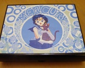 Sailor Mercury Custom Ordered Cigar Box