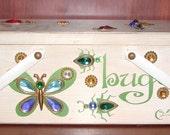 ENID COLLINS.......... glitter bugs box bag