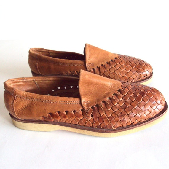 Mexican United States Size Shoes