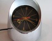 Mid-Century Modern Jefferson Bullet Clock