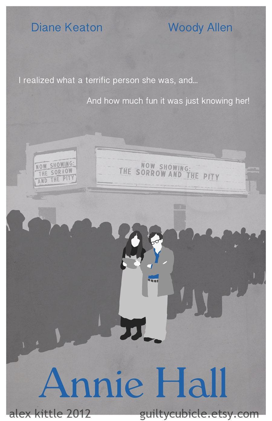 annie hall poster - photo #7