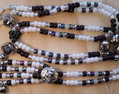 Rhythm Beads - Horse Necklet - Pinto