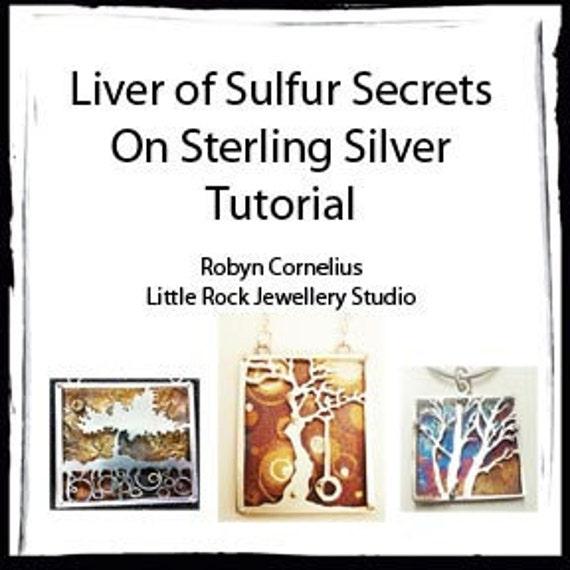 Liver of Sulfur Secrets Tutorial
