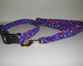 SALE/ Dog Collar with Leash /SALE
