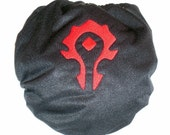 For the Horde- WoW Inspired Custom OS diaper