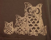 Owlie - womens and mens