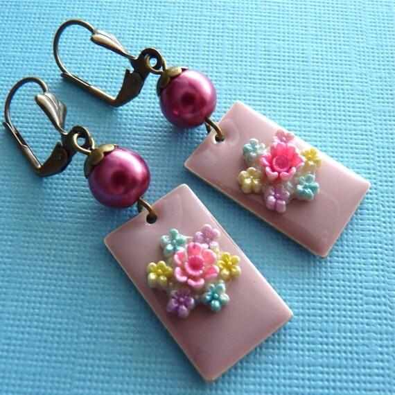 Earrings Modern Bonbons Sweet Treats for Spring