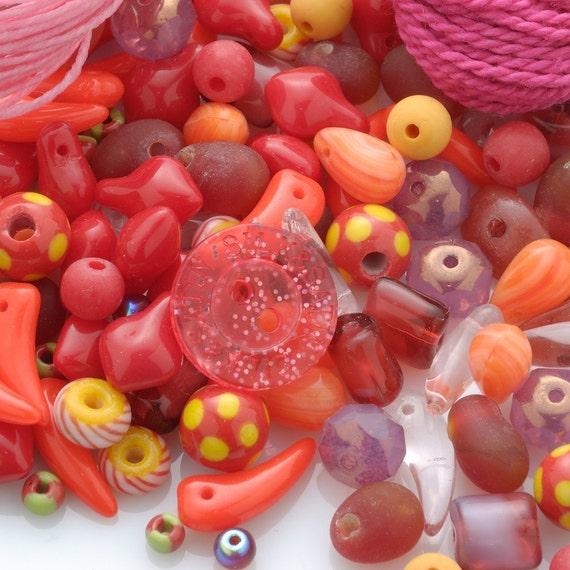 Spiny Knotted Bracelet kit - party