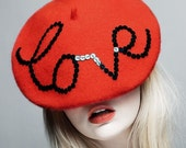 SALE: The Love Beret (discontinued line)