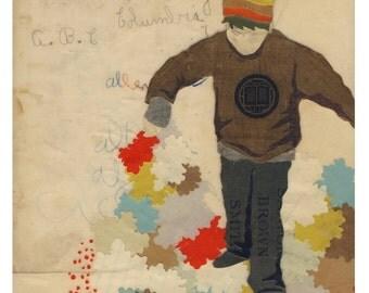 Bob Allen - Giclee Art Print - 10x10