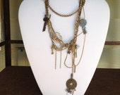 Flotsam and Jetsam necklace SALE