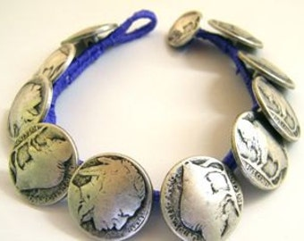 "whimsy ""wear-your-money-bracelet"" - 7.5 inch"
