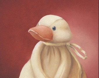 Suckie Duck note card 3 pack
