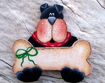 Bowzer Dog Ornament