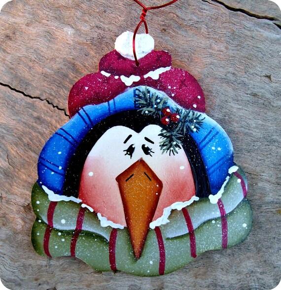 Penguin Friend Ornament