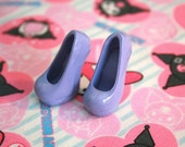 Monster High doll Lilac heeled shoes
