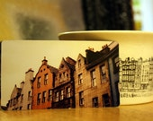 fine art photo magnet - edinburgh architecture
