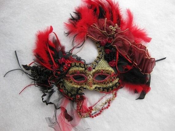 Italian Renaissance Carnivale Mask