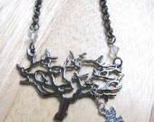 Twisting Tree Necklace