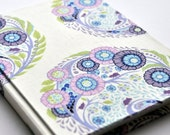Purple Paisley Journal - Eco Friendly - 5X7