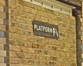 Platform 9 3\/4