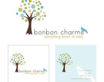 Logo Design, Custom Logo with Business Card, Blog Header, and Sticker, Professional Business Branding Package, Logo, Logo Design, OOAK Logo