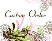 Custom listing for Leigh
