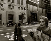 Breakfast at Tiffany's for Tiddles - New York 10x15 Fine art  photograph  print