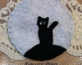 Full Moon - Black Cat