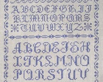 Olde Alphabet