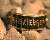 Direct Geared - Riveted Vintage Metal Cuff