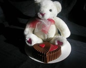 Valentine's Day preview item.... Double Heart Chocolate Jewelry Box