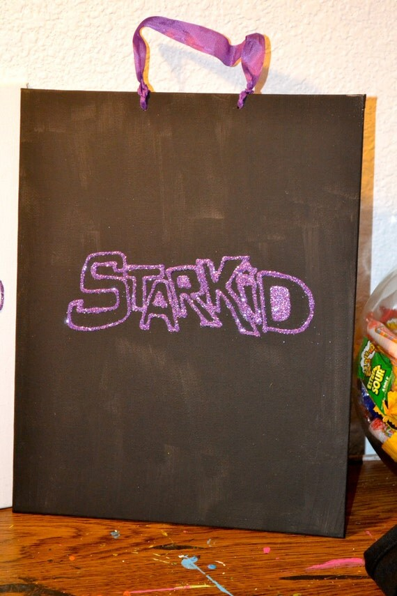 Team StarKid Canvas for Signing