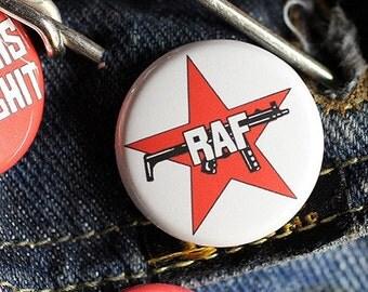RAF 1 inch Button