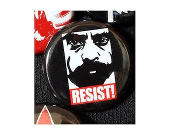 Zapata RESIST 1 Inch (2.54 cm) Button