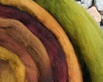 Felting wool 18.5 micron Australian Merino Fibre 50 grams (1.8ounces)