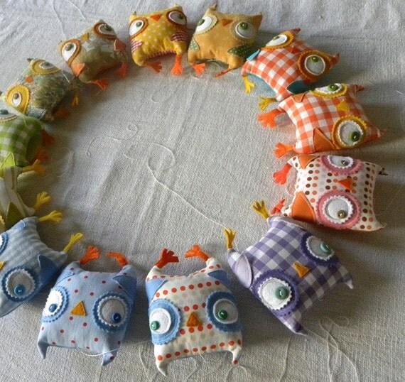 wee Owlies