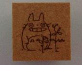 Studio Ghibli My Neighbour / Neighbor Totoro Japanese Rubber Stamp