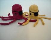 Pirate Octopus