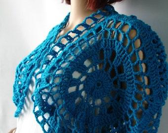 Crocheted lace shrug/bolero - ready to ship