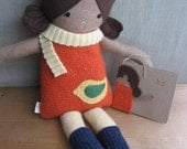 Wool Doll - Maia Reserved for 'quiethrst'