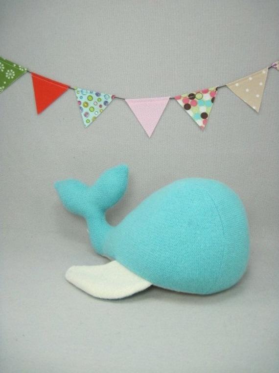 Wool Whale