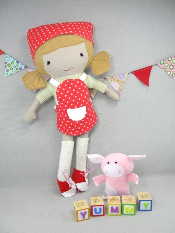 Studio Doll Boutique - Cooking outfit - Made to order