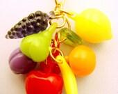 Fun and FRUITY Carmen Miranda Necklace Good Enough To Eat