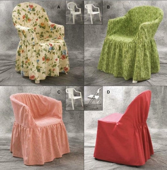 Chair Covers Sewing Pattern Cover Folding And Resin Patio
