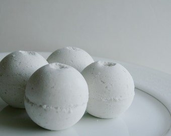 Bath Bombs - Set of 10 Natural Bath Bombs, Bath Bomb Gift, Gift for Her, Gift for Him,